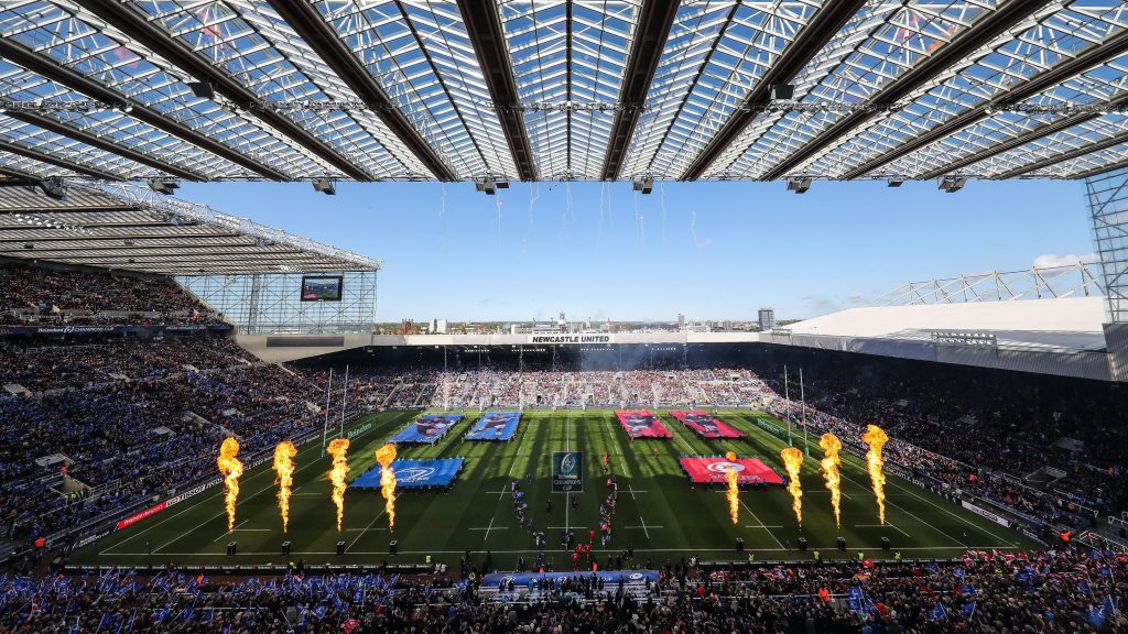 Where can you watch the Heineken Champions Cup and Challenge Cup?