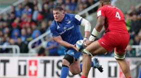 Leinster and Munster stars shine in World Cup opener