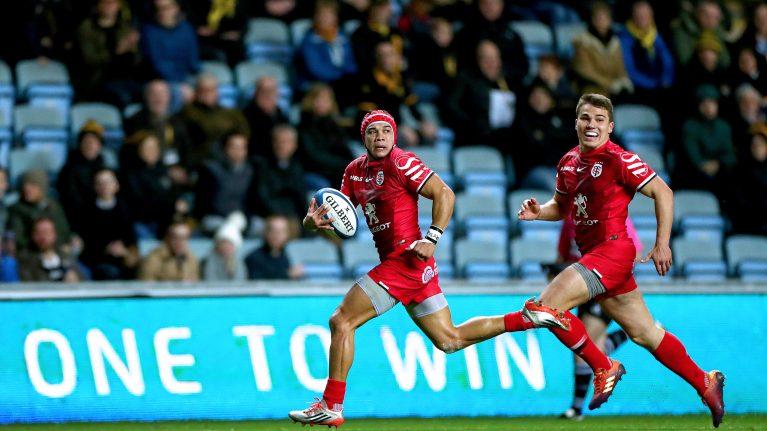 Kolbe porte Toulouse avant de retrouver l'Ulster Rugby