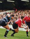 Les oppositions France-Galles, un classique de la Coupe d'Europe