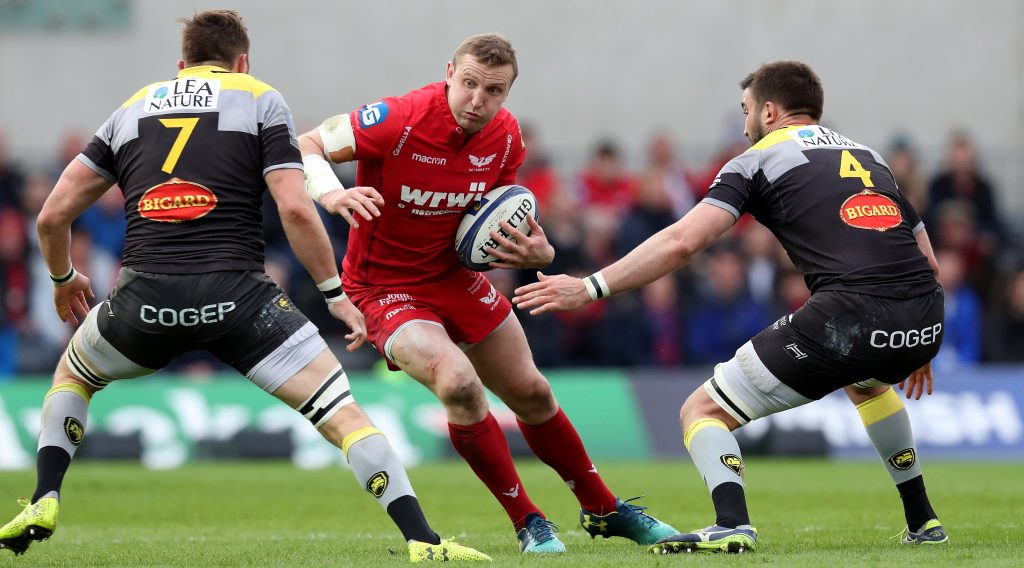 Challenge Cup duo give Wales World Cup quarter-final lift