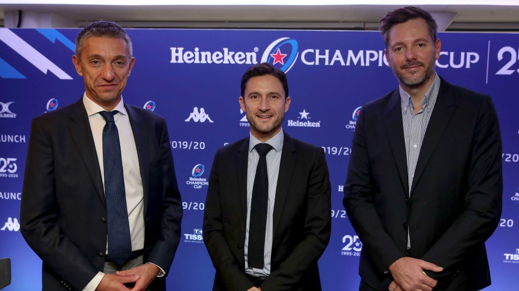 Kappa announced as Official Technical Apparel Partner of Heineken Champions Cup and Challenge Cup