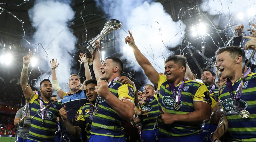 Cardiff Blues set for name change