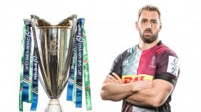 Robshaw 'honoured' to be back in Heineken Champions Cup