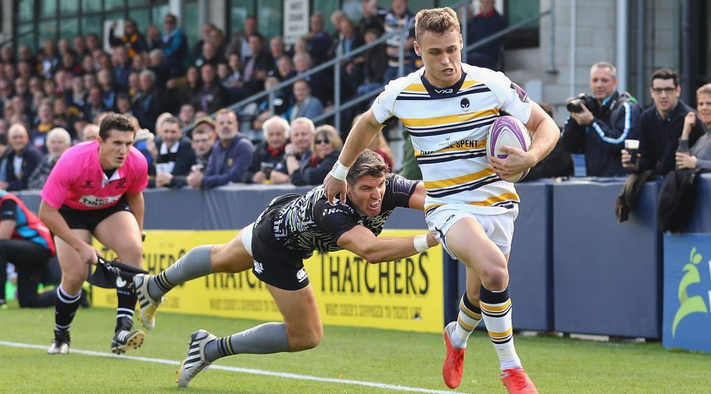 Worcester launch Challenge Cup campaign with bonus point win