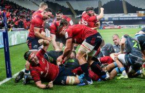 Résumé vidéo : Ospreys – Munster Rugby