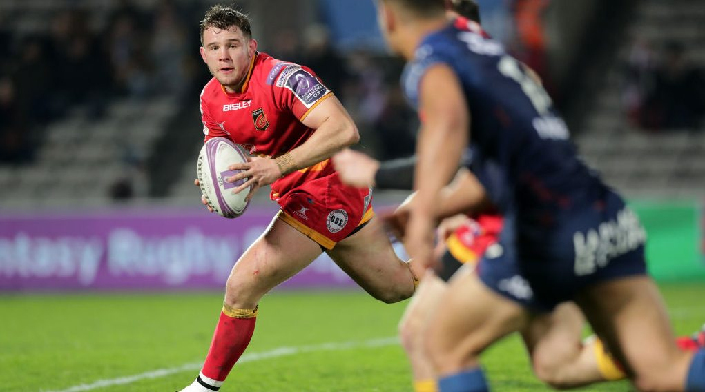 World Cup trio poised to boost Dragons