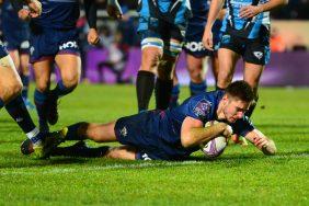 Bordeaux-Bègles irrésistible contre Agen