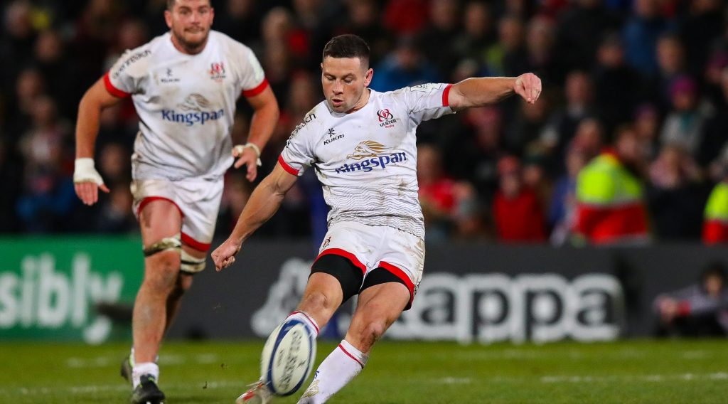 Ulster looking to remain top of Pool 3