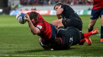 Highlights: Munster Rugby v Saracens