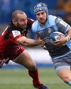 Adams grabs hat-trick on debut as Cardiff punish Pau