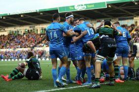 Résumé: Northampton Saints – Leinster Rugby