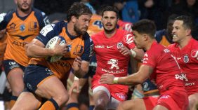 Highlights: Toulouse v Montpellier