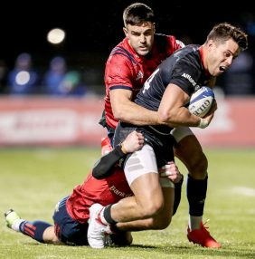 Résumé vidéo : Saracens – Munster Rugby