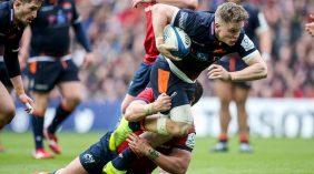 Graham clinches last-eight spot for Edinburgh
