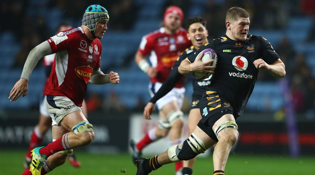 Wasps bidding for Agen double