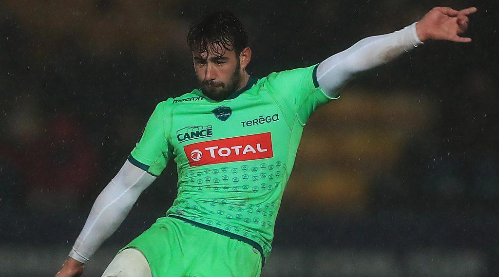 Flurry of tries as Pau pummel Rugby Calvisano