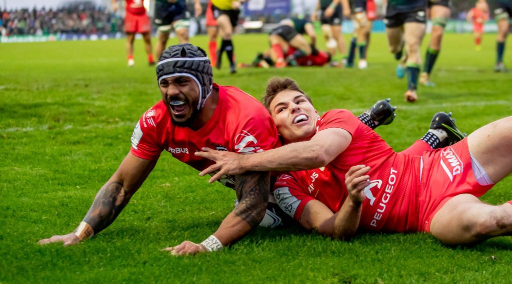 Toulouse reach last eight