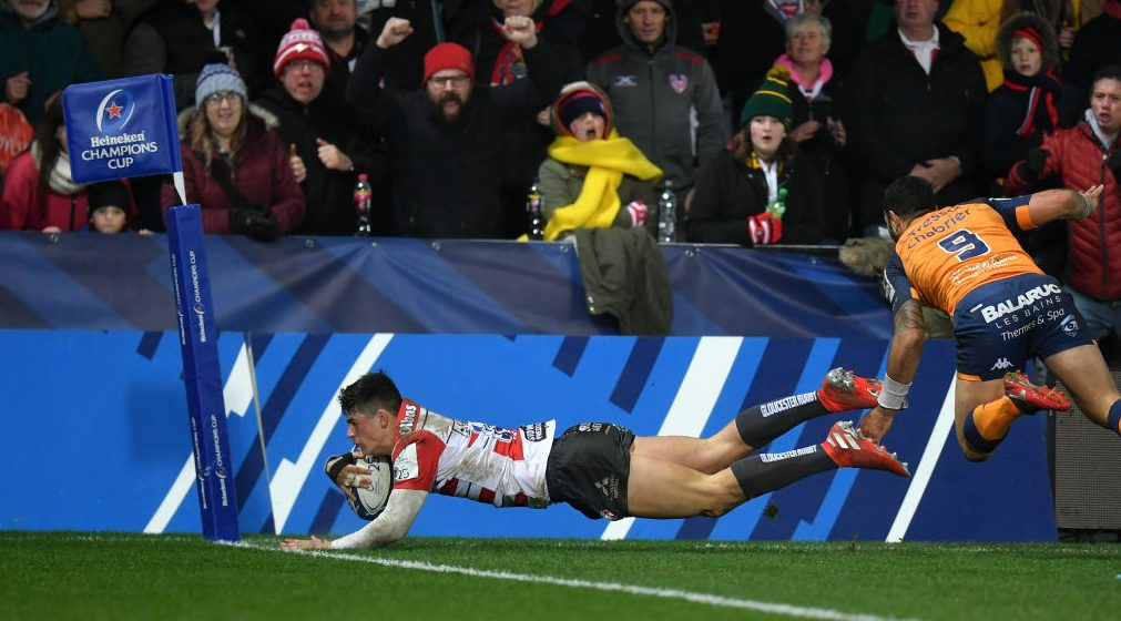 Gloucester keep quarter-final hopes alive
