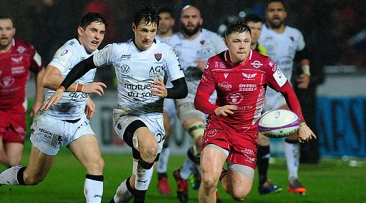 Terrific RC Toulon ease past Scarlets into quarter-finals