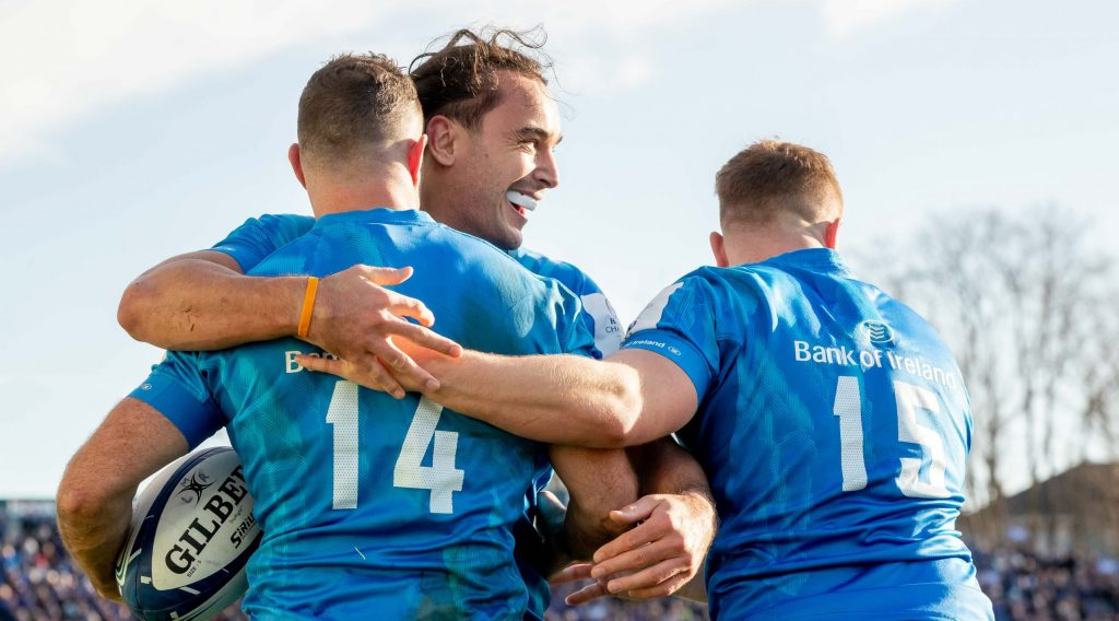Five-point haul for dominant Leinster