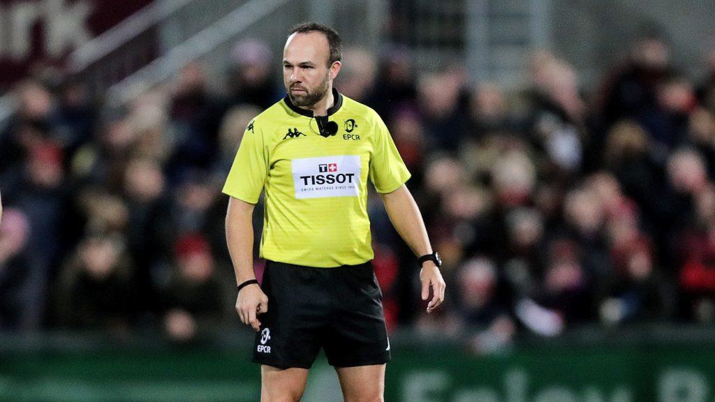 Referee changes – Round 6