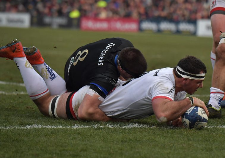 Ulster double strike powers them into knock-out stages