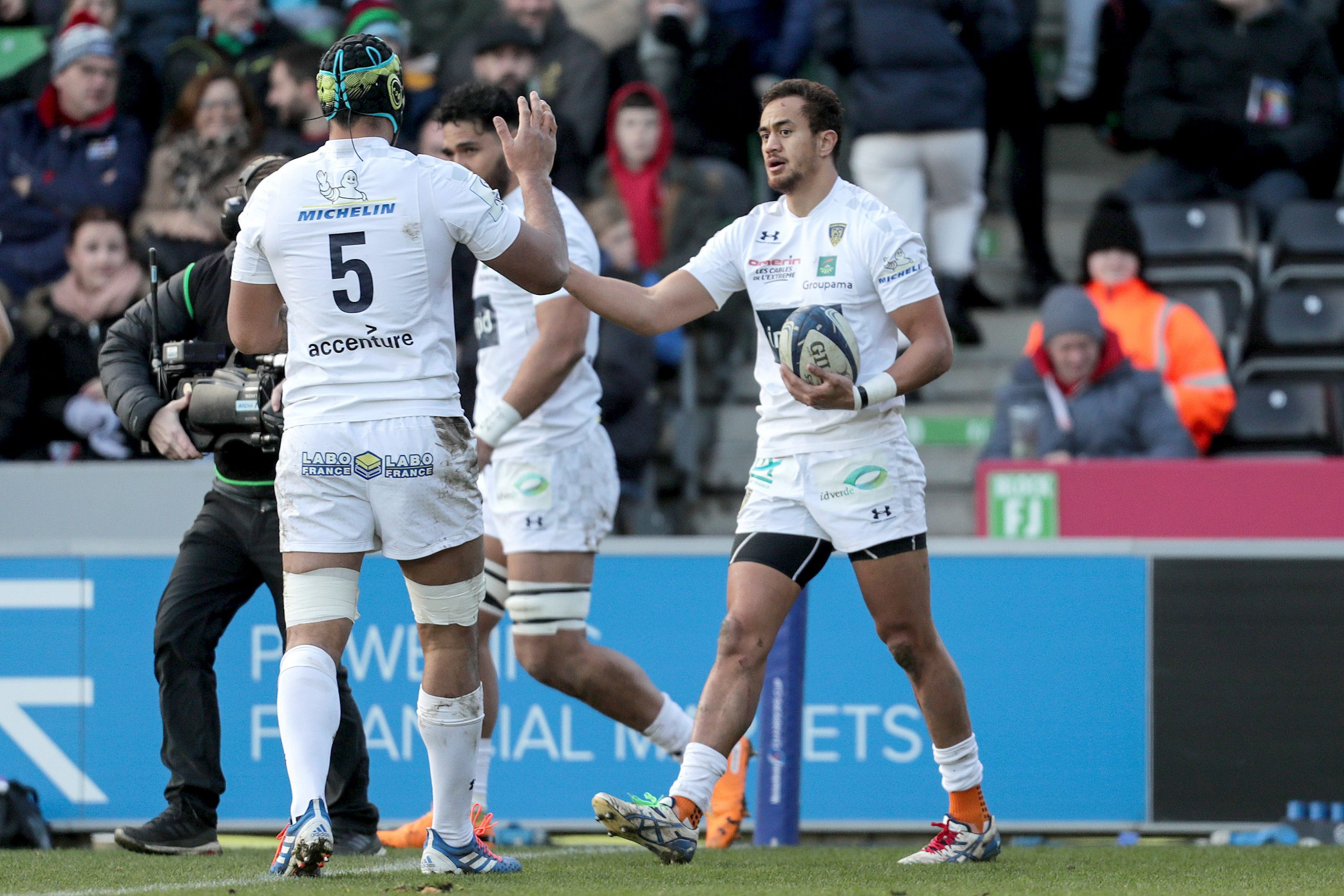 Highlights: Harlequins v ASM Clermont Auvergne
