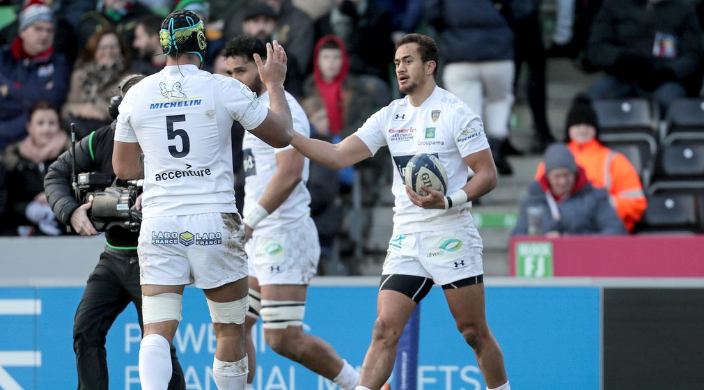 Clermont top Pool 3 after gritty success over Harlequins