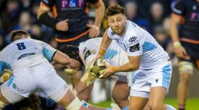 Six-try Glasgow stay in chase for Heineken Champions Cup knockout berth
