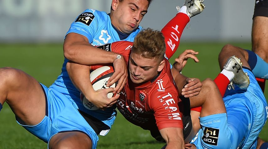 Toulon cut loose to power into Challenge Cup quarter finals