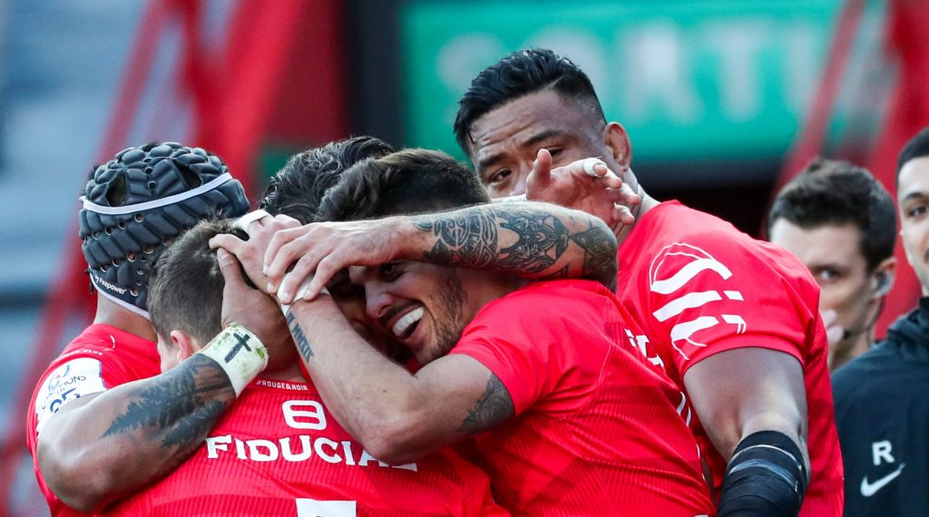 Toulouse secure home quarter-final with commanding win