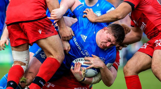 Heineken Champions Cup 'massive' for Leinster says Furlong