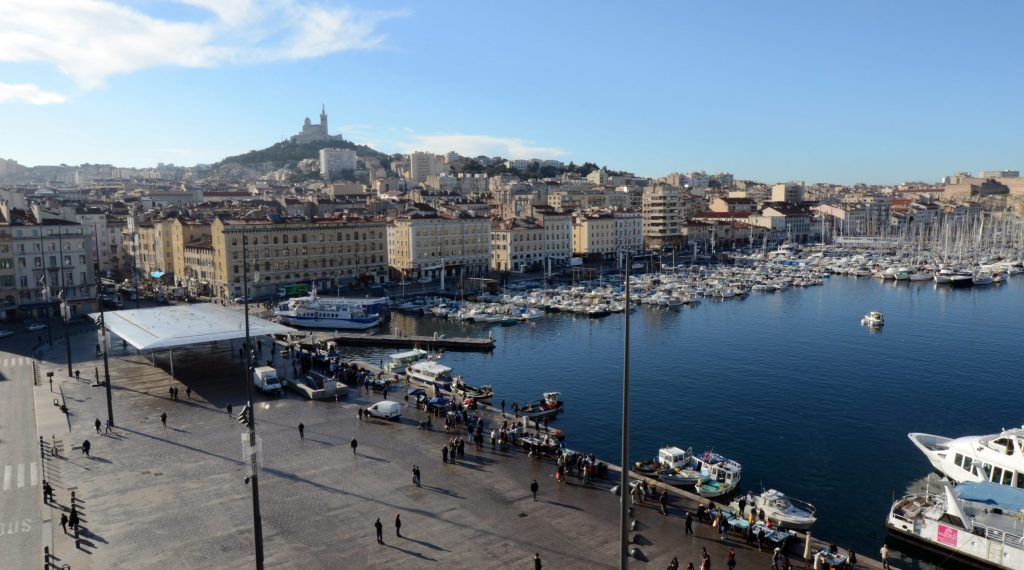 Marseille celebrates a feast of rugby!