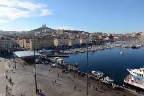 Marseille célèbre le monde du rugby !