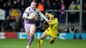 Exeter Chiefs shine in Scotland and England wins