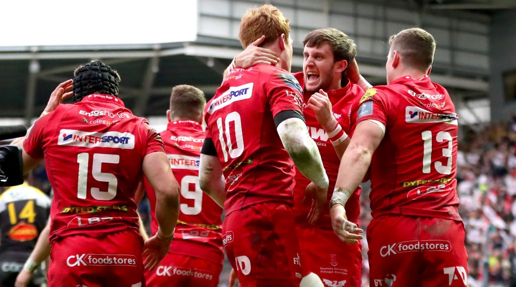 On This Day – Scarlets 29 La Rochelle 17