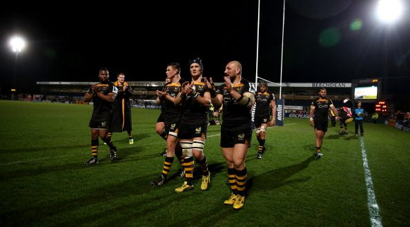 Focus sur Wasps 36 Gloucester Rugby 24