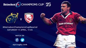 The Miracle Match – 2003: Munster Rugby v Gloucester Rugby