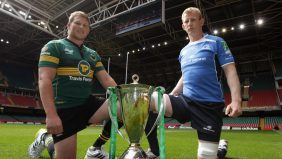 Leinster v Northampton - 2011 final