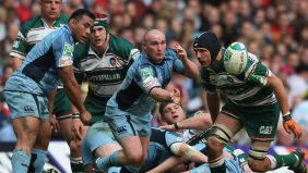 Cardiff Blues v Leicester Tigers 2009