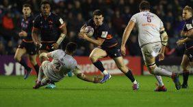 Edinburgh bid to end quarter-final run
