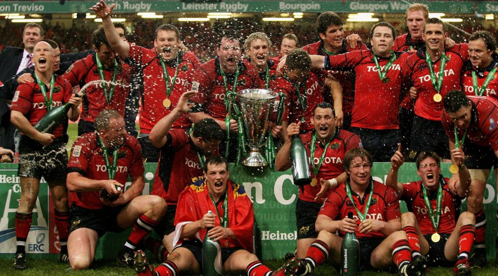 On This Day – Munster secure maiden European title