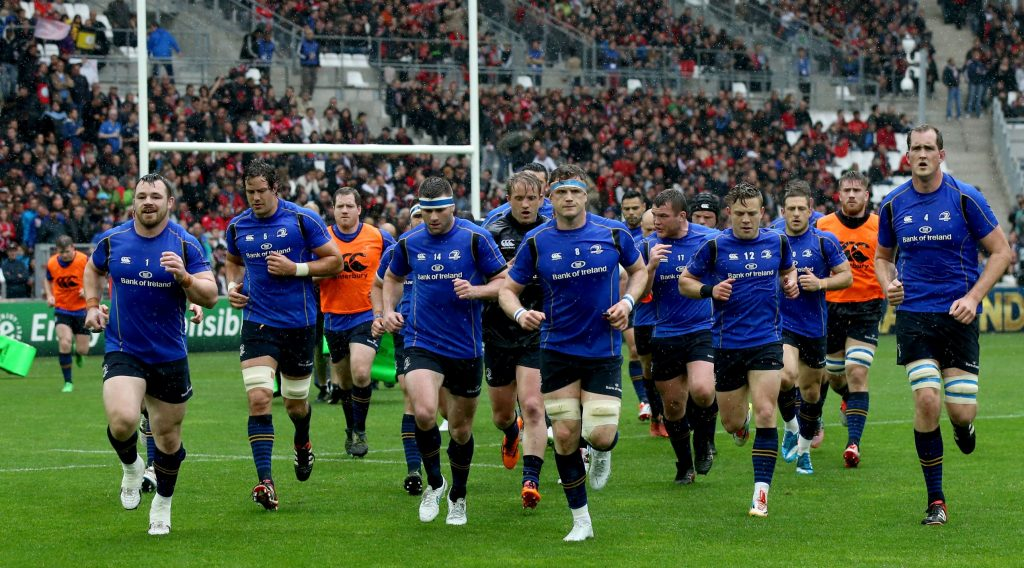 Can you name the Leinster Rugby XV from the 2015 Heineken Cup semi-final?