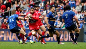 2015 Semi-Final: RC Toulon v Leinster Rugby