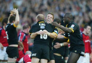Pouvez-vous nommer l'équipe des Wasps demi-finaliste en 2004 ?