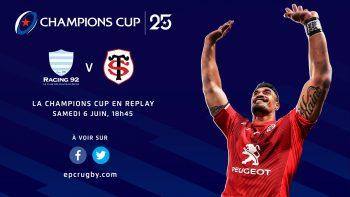 Revivez samedi Racing 92 – Toulouse !
