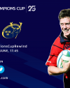 Watch Leinster Rugby v Munster Rugby on the Heineken Champions Cup Rewind!
