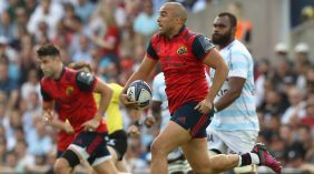 Listen to Simon Zebo on the Champions Rugby Show!