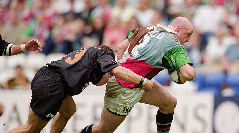 Keith Wood on exhausting 2001 Challenge Cup final